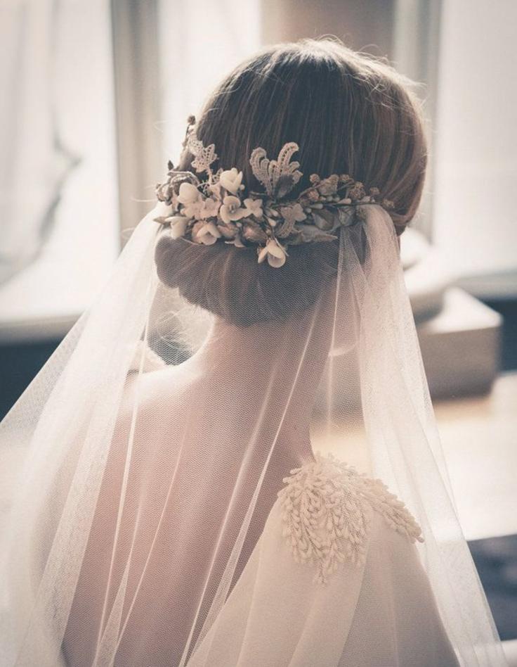 Die Schonsten Brautfrisuren Fur Die Hochzeit