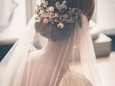 Die schönsten Brautfrisuren für die Hochzeit