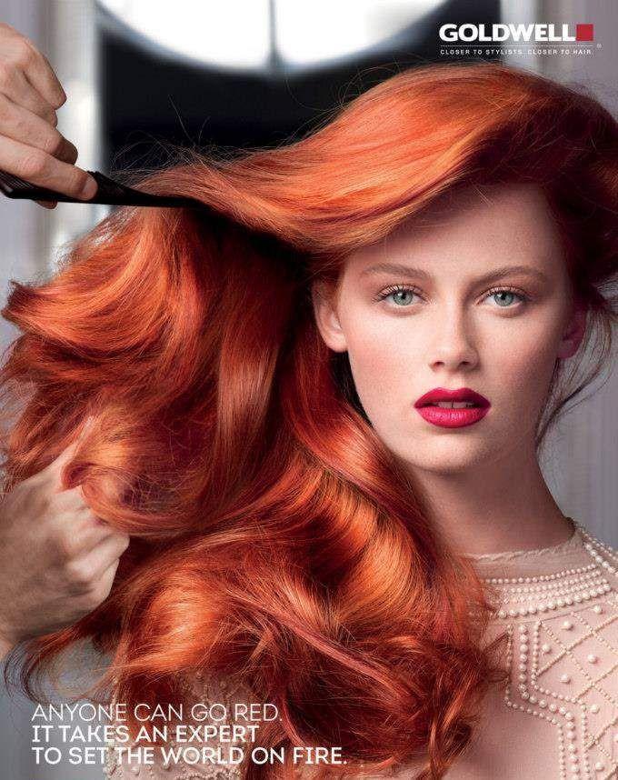 Glänzendes Haar mit ELUMEN
