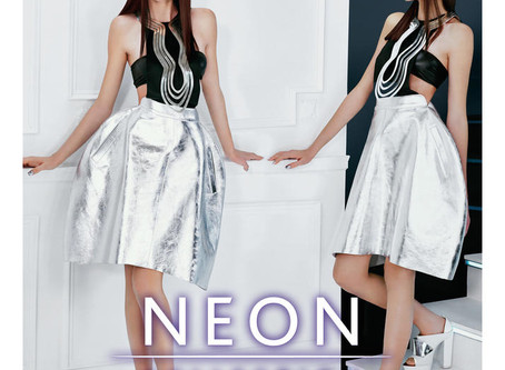 The future is here - Revlon NEON Collection