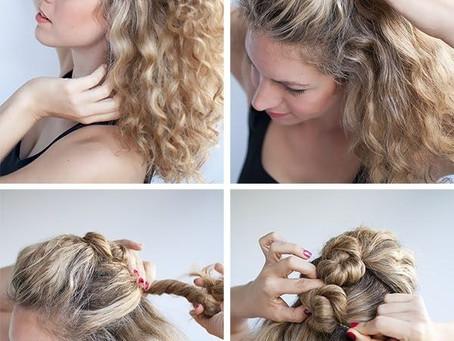 5 traumhafte Frisuren für lockiges Haar