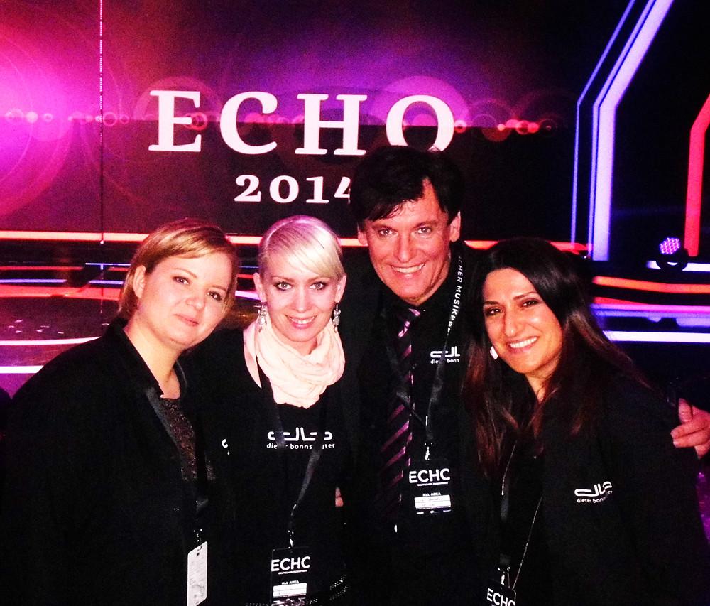 Team db beim ECHO