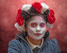 """""""Mexican Day of the Dead"""" (2020)"""