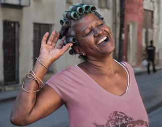"""Kathryn Mohrman, """"Havana Joy"""""""