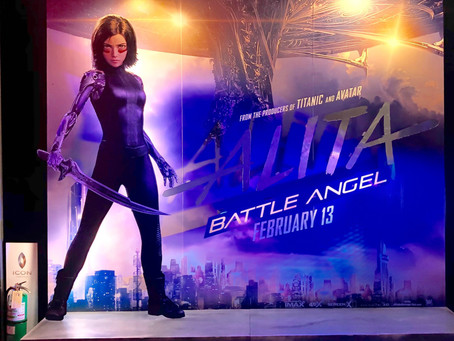 Alita: Battle Angel and Re-Exploring My Relationship With God