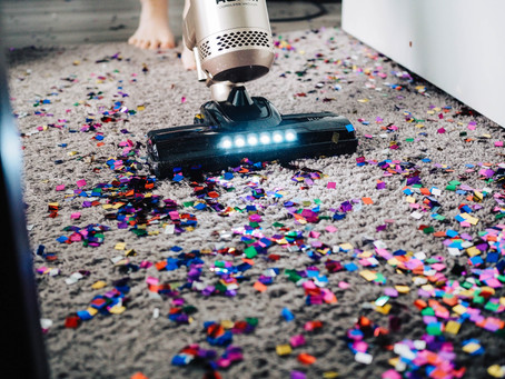 Vacuum Cleaners and Ex-Husbands: Life Lessons