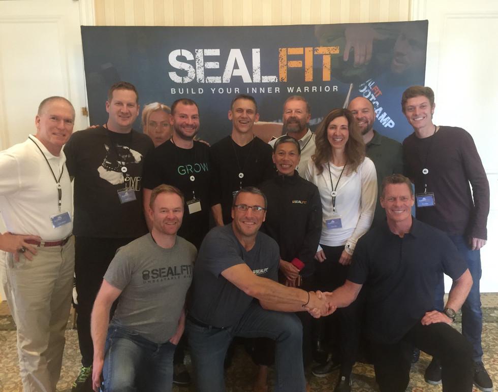 2017 Boat Team Unbeatable Mind Retreat