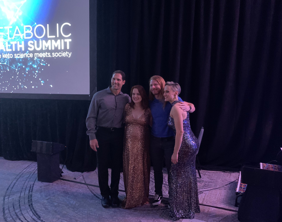 Metabolic Health Summit in Long Beach