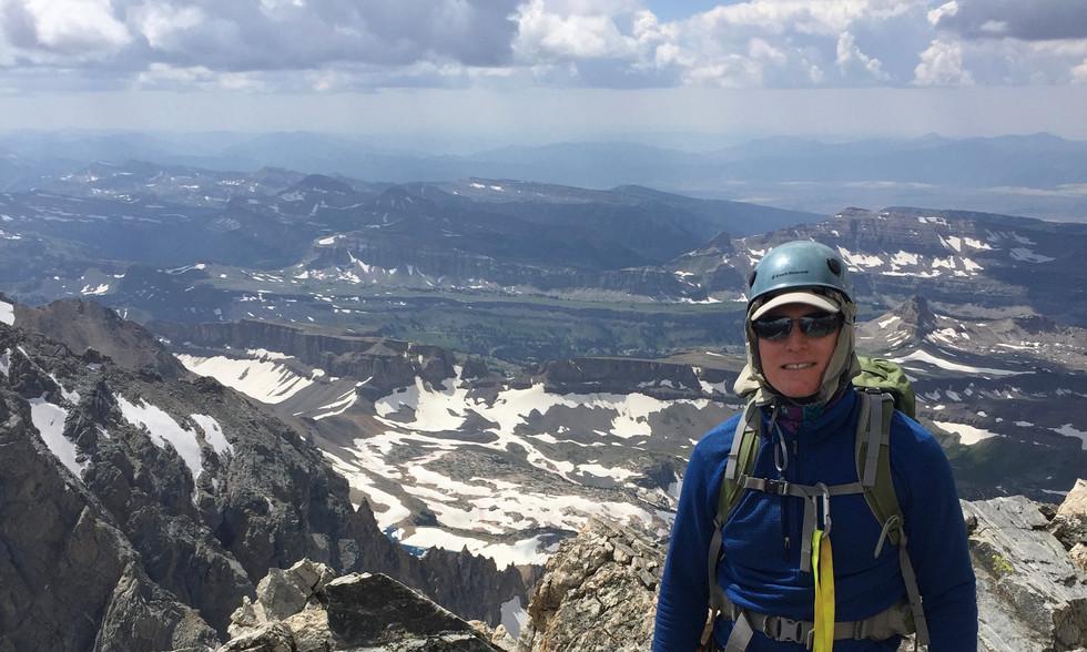 Great Teton Climb 2017