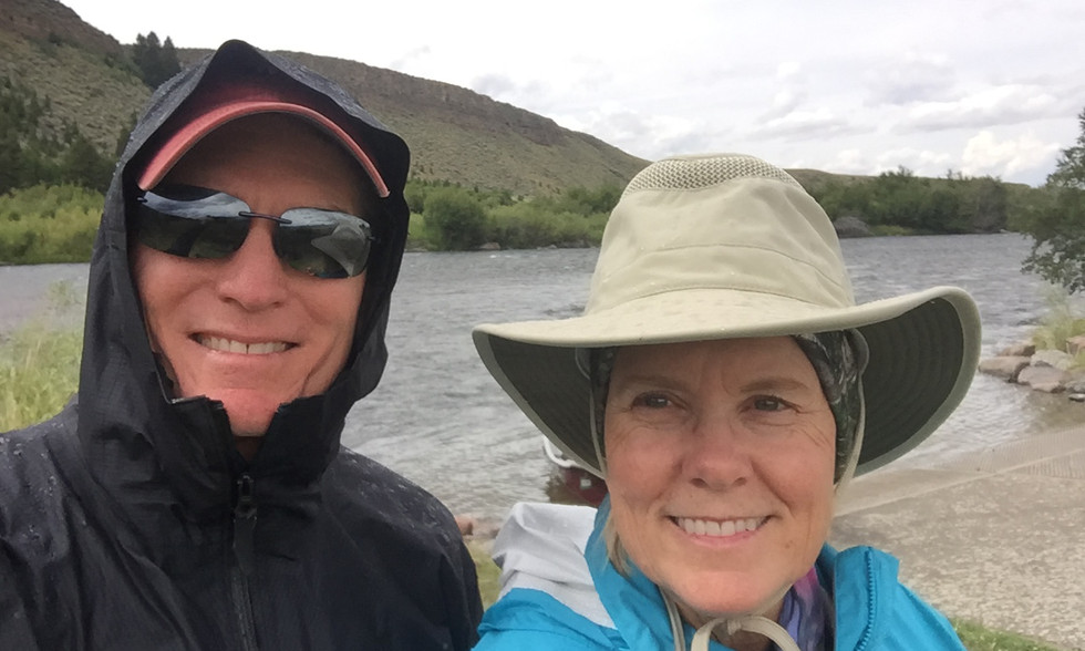 Madison River August 2017