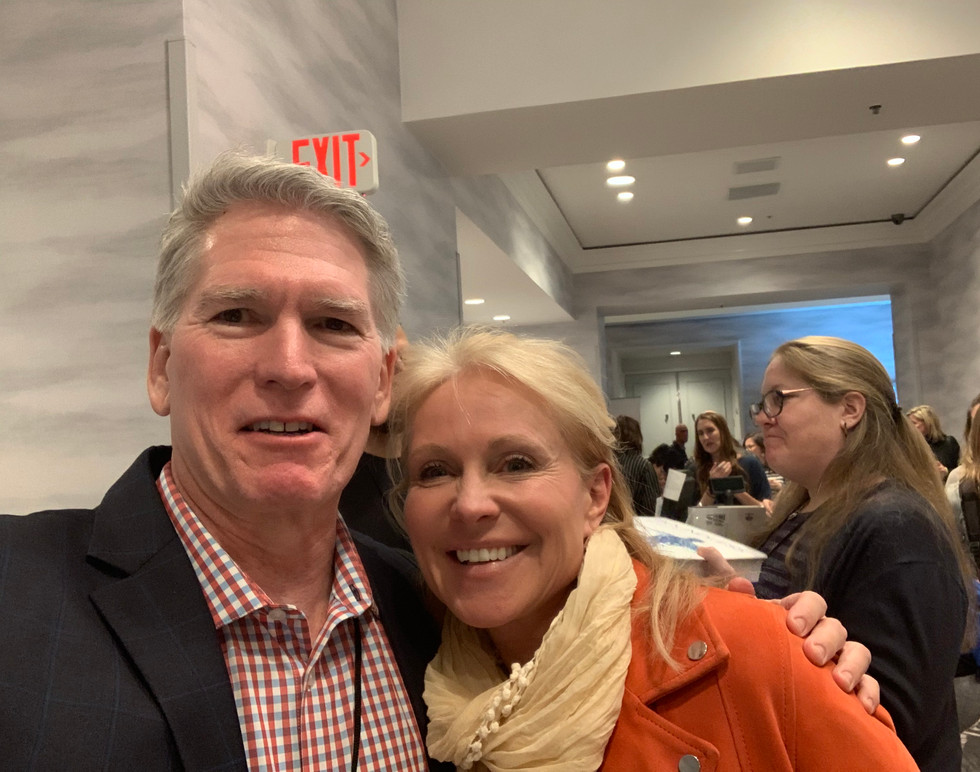 Dr. Chuck and Jane McLelland