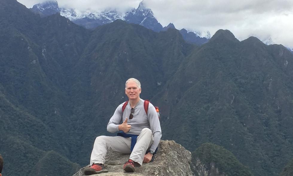 Machu Pichu 2018