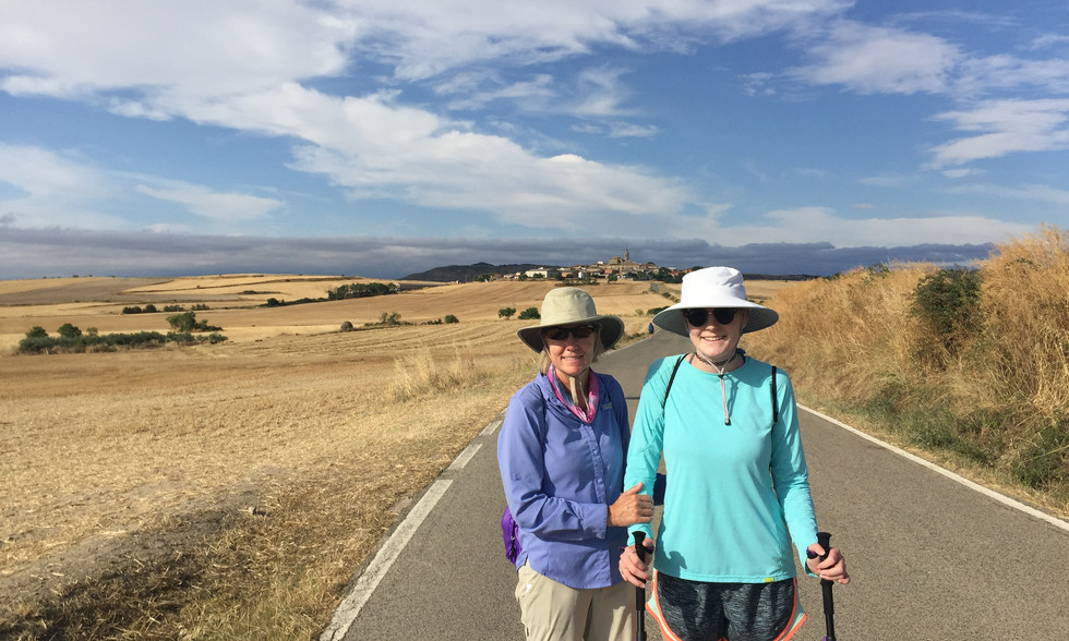"""Pilgrimage of Saint James or """"The Camino"""" in Spain 2016"""