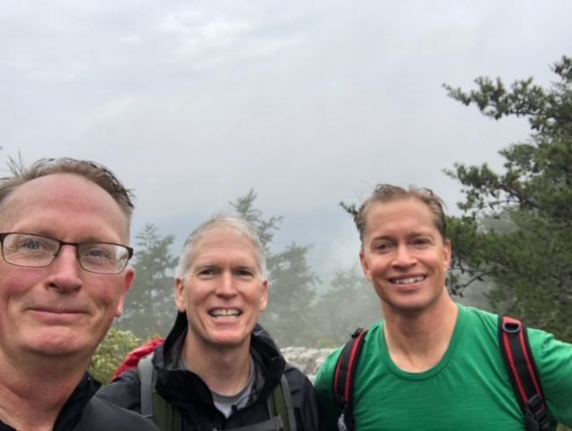 Crowder Mountain Hike 2018