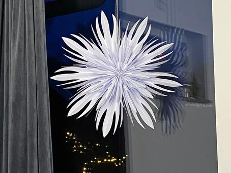 DIY: Dahlia julstjärna