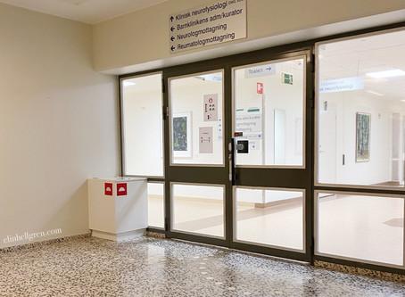 Besöket hos Reumatologen