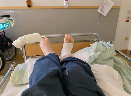 En blandad sjukhushelg - Del 1