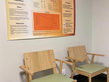 Besök hos reumatologen