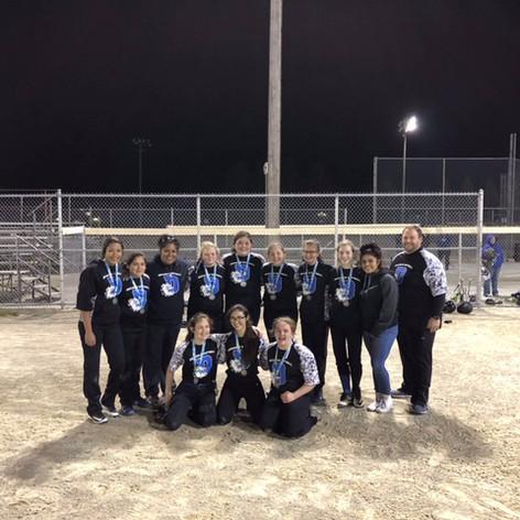 Defiance Softball Teams
