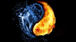 Yin and Yang - there must always be a balance of each