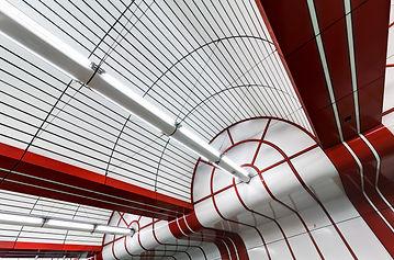 UBahn Station Ostbahnhof Munich