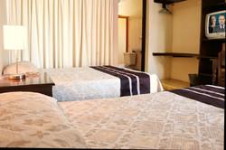 Hotel Geminis Champoton - Habitación