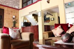 Hotel Géminis Champotón - Recepción