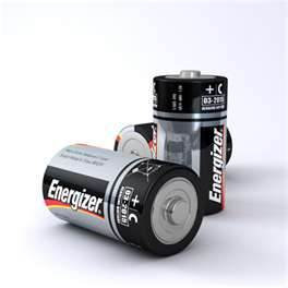 Energizer C cell Batteries 12 pack