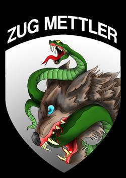 Militär Zugs-Emblem (Sani)