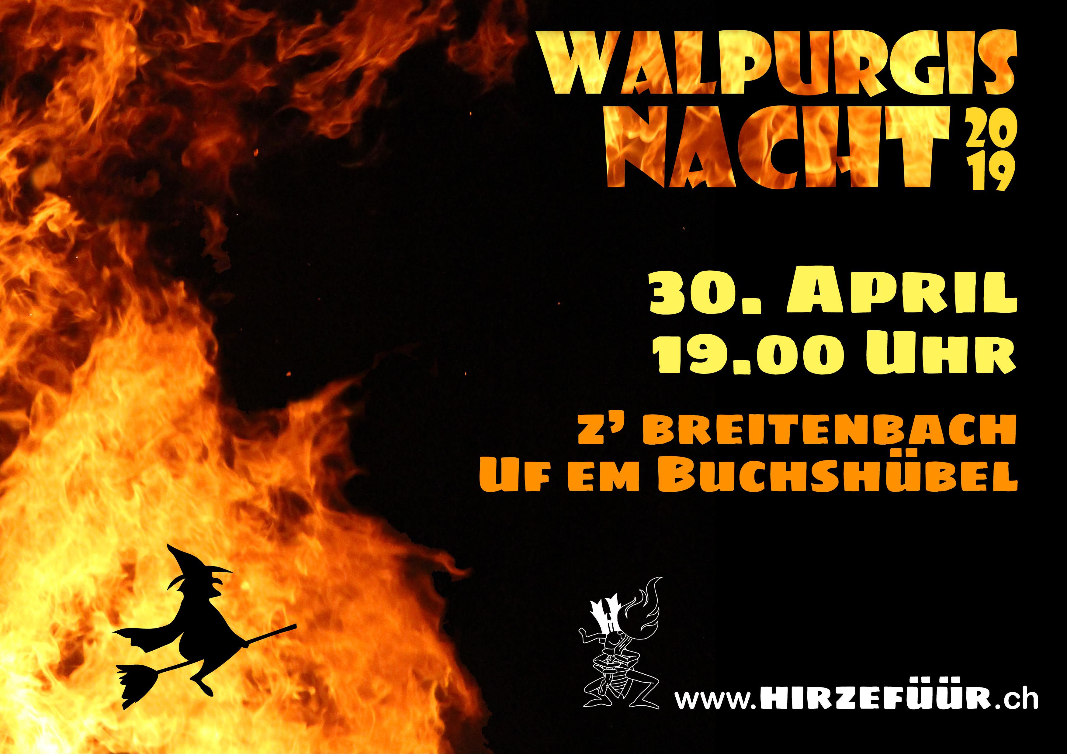 Walpurgisnacht 2019