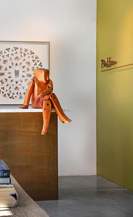 Patton Design Studio Office in Rancho Mirage