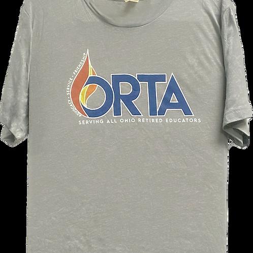 ORTA Grey Unisex Lightweight T-Shirt