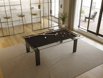 P2 Pool/Dining Table