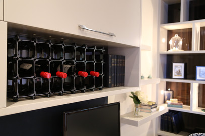 Nook Modular Wine Rack