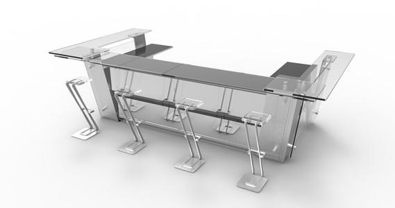 Modular Ultra Modern Bar