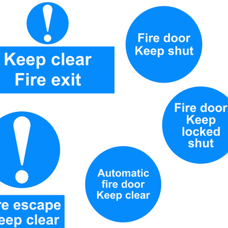 Fire Precaution Upgrades