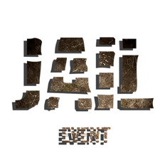 Jail Event Logo without backgrond para w