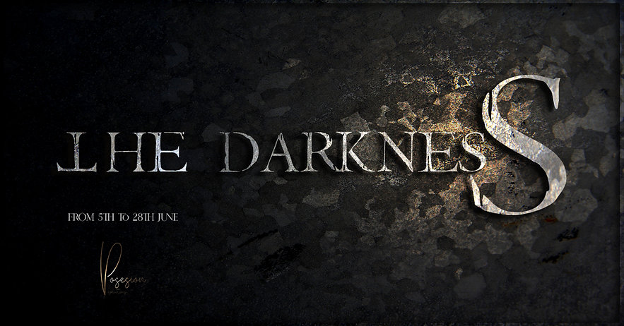 The Darkness Event Poster - June Round.j