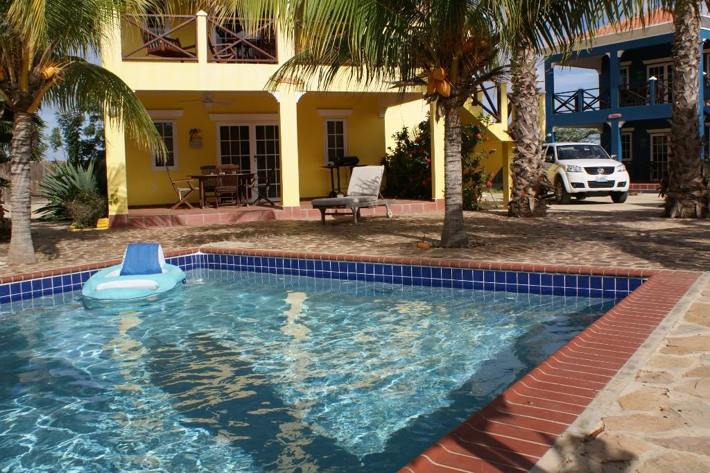 Villa Makoshi - Bonaire Dive Villa