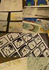 Atelier story board