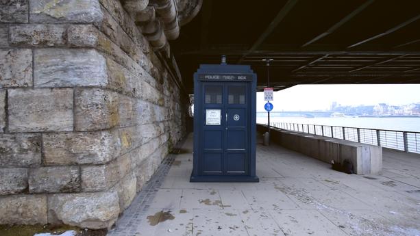 TARDIS in Cologne