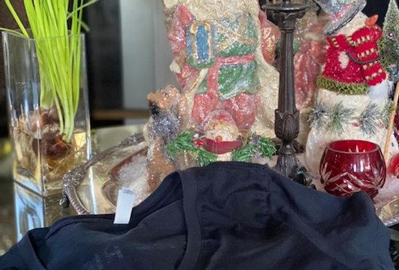 Women's V-Neck T-shirts 100% prewashed Cotton