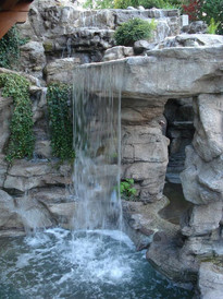 Wasserfall in Wagenhausen