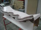Form für Karussell Fassade