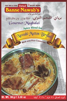 Nawabi Mutton Biryani
