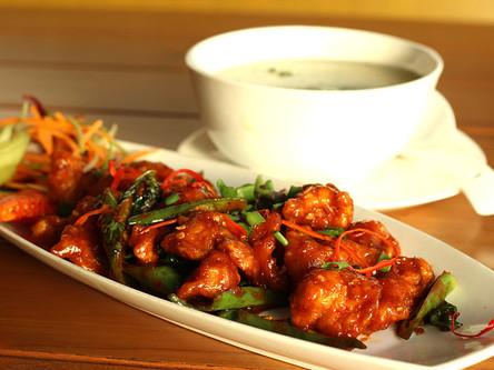 Chilli Chicken