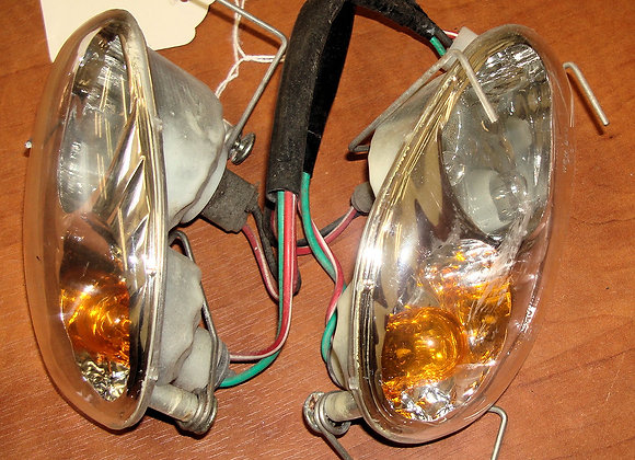 Shoprider Cordobra Front Light & Indicator units