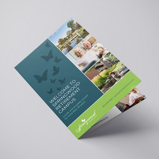 Springwood Retirement Brochure