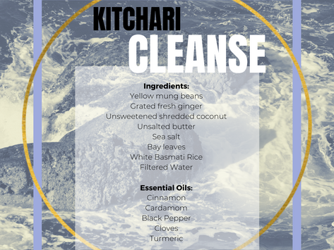 An Easy 3-Day Kitchari Cleanse