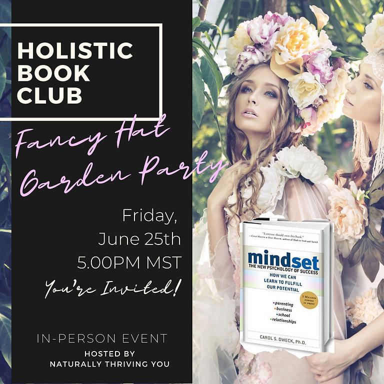 HOLISTIC BOOK CLUB June